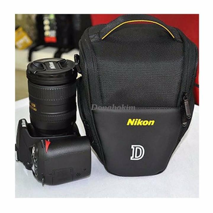 Túi đựng Máy Ảnh Nikon Mini (Đen), túi đựng máy...