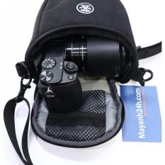 Hình ảnh Túi máy ảnh Mirrorless (nhỏ gọn, chống thấm nước) - Màu Đen