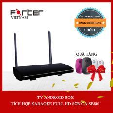 Mua Tv Android Box Tich Hợp Karaoke Full Hd Sơn Ca Sb801 1 Đổi Mới 12 Thang Tặng Kem Chuột Khong Day