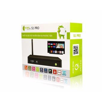 Tv box KIWI S1 PRO RAM 2GB 4K- Tặng chuột 180k