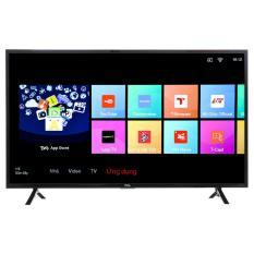 Hình ảnh Smart TV LED TCL 40inch HD - Model L40S62 (Đen) - Hãng phân phối chính thức