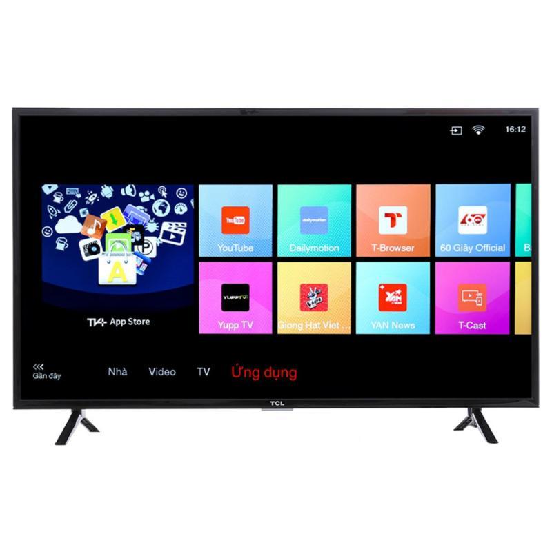 Bảng giá TV LED TCL 40inch HD - Model L40S62 (Đen) - Hãng phân phối chính thức