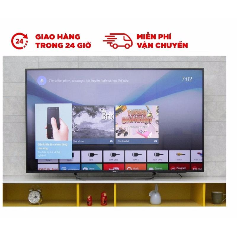 Bảng giá Smmart Tivi Sony 4K 55 Inch 55x9000F (Đen)