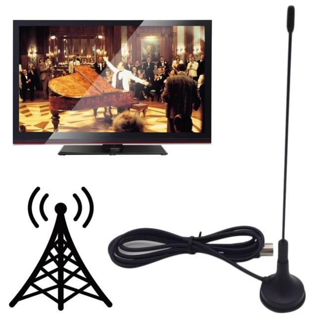Hình ảnh UINN Kỹ Thuật Số 5DBi DVB-T TV Trên Không Tự do quan điểm Trên Không HDTV Mạnh Tăng Cường Tín Hiệu-quốc tế