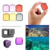 Dưới nước HD Lặn Biển UV Nắp Ống Kính Cap Cho GoPro Hero5 Camera Thể Thao-quốc tế