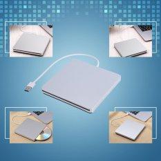 Hình ảnh Universial USB 3.0 Bên Ngoài DVD/CD-RW Ổ Đốt Slim Di Động Driver Cho Mac Apple-quốc tế