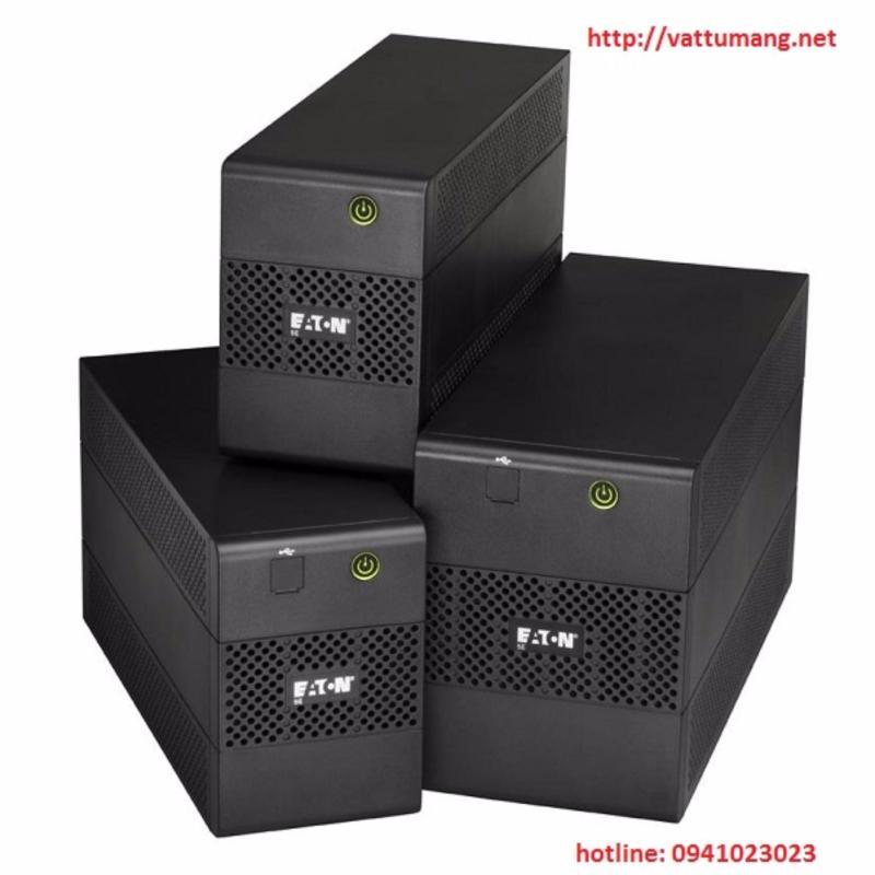 Bảng giá UPS EATON 5E650iUSB 650VA/360W – Line Interactive Phong Vũ