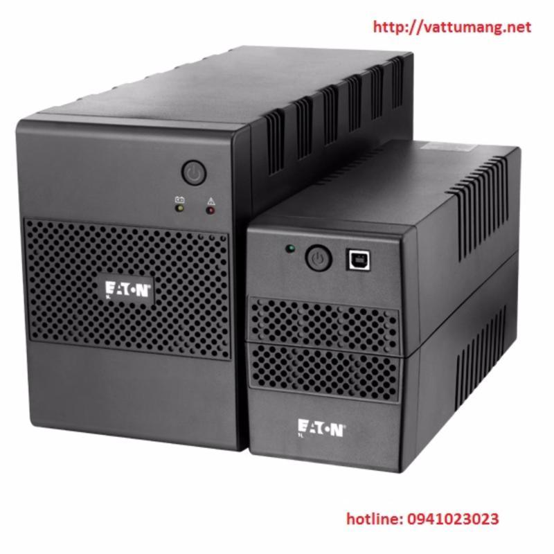 Bảng giá UPS EATON 5L850UNI 850VA/480W – Line Interactive Phong Vũ