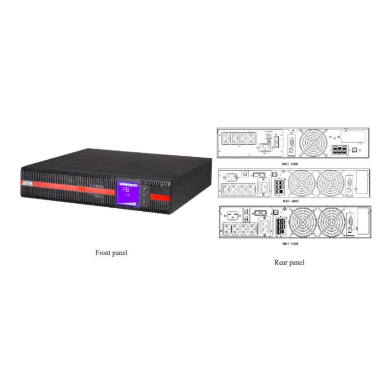 Bảng giá UPS Powercom MRT-3000-2U Phong Vũ