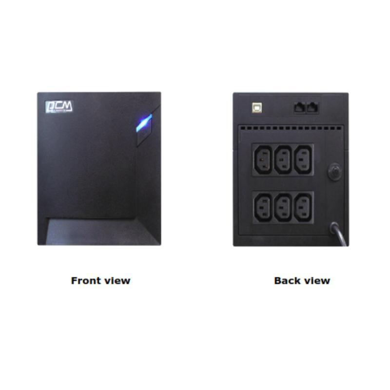 Bảng giá UPS Powercom RPT-2000AP 2KVA UPS Phong Vũ