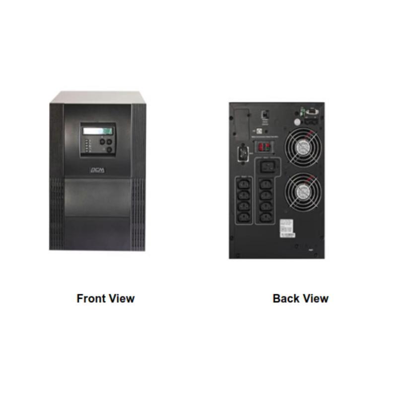 Bảng giá UPS Powercom VGS-3000 Phong Vũ