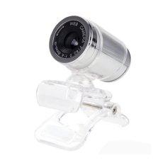 USB 12MP HD Webcam Máy Tính Camera có MIC (Trắng)-quốc tế