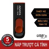 Usb 2 16Gb Adata C008 Đen Phối Đỏ Hang Phan Phối Chinh Thức Adata Rẻ Trong Hồ Chí Minh