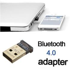 Hình ảnh USB 2.0 Bluetooth 4.0 Wireless Dongle Tiny Adapter For PC Laptop Windows 7 8 XP - intl