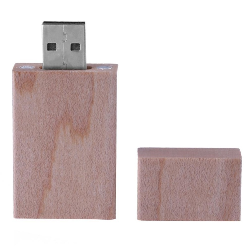 Bảng giá USB 2.0 Maple Wooden Shell Flash Drive U Disk Memory Stick(Coffee)-4G - intl Phong Vũ
