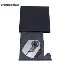 Hình ảnh Ổ ghi CD-RW bên ngoài USB 2.0 CD DVD ROM Combo Writer cho PC Máy tính - intl