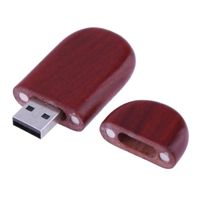 Bảng giá USB 2.0 Gỗ Hồng Sắc Vỏ Bằng Gỗ Đèn Led USB Thẻ Nhớ (Nâu)-16 gam (Không Hộp) -quốc tế Phong Vũ