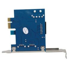 Hình ảnh USB 3.0 2 cổng 19-pin Đầu Card pci-e 4 IDE Kết Nối Nguồn (Quốc Tế)