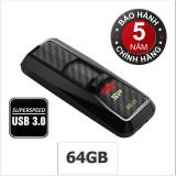 Giá Bán Usb 3 64Gb Tốc Độ Cao Silicon Power Blaze B50 Đen Nguyên Silicon Power