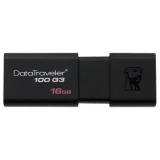 Mua Usb 3 16Gb Kingston Data Traveler Dt100G3 Black Hang Phan Phối Chinh Thức Kingston