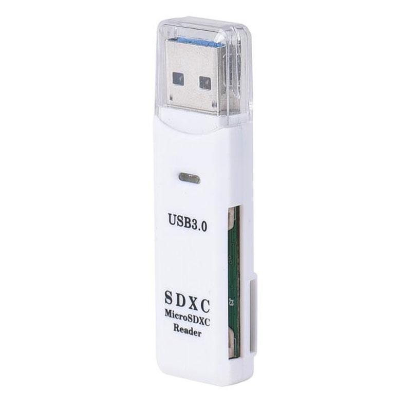 Bảng giá USB 3.0 Micro Flash TF Memory Card Reader Adapter High Speed Plug & Play - intl Phong Vũ