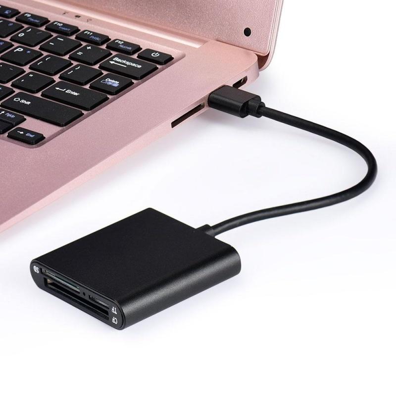 Bảng giá USB 3.0 Đa Năng Multi Một CF SD MICRO Bên Ngoài Viết Adapter Đọc Thẻ Hub-quốc tế Phong Vũ