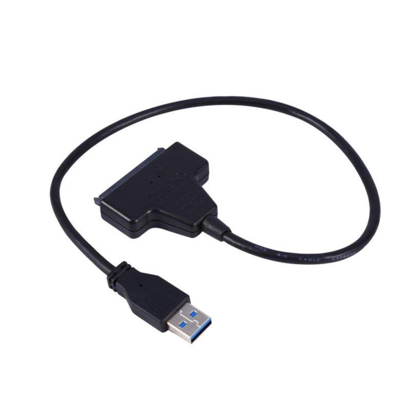 Bảng giá USB 3.0 sang SATA 22 Pin Điện Cáp 2.5 HDD SDD Cứng-quốc tế Phong Vũ