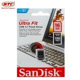 Mua Usb 3 1 Sandisk Cz430 Ultra Fit 16Gb 130Mb S Đen Rẻ