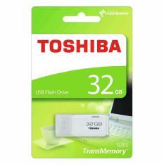 Ôn Tập Usb 32Gb Transmemory U202 Toshiba Trắng
