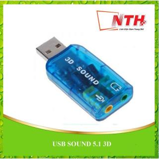 USB ân thanh SOUND 5.1 3D thumbnail