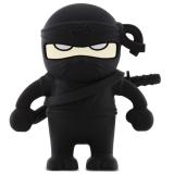 Ôn Tập Usb Bone Ninja Đen 8Gb