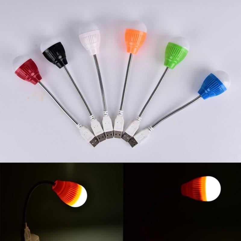 Bảng giá USB LED Night light Mini notebook Nightlight Desk Reading lamp book light - intl Phong Vũ