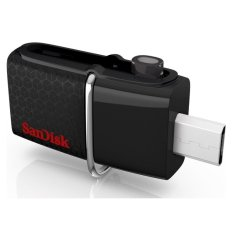 Hình ảnh USB OTG Sandisk 3.0 Ultra Dual 32GB 150MB/s (Đen)