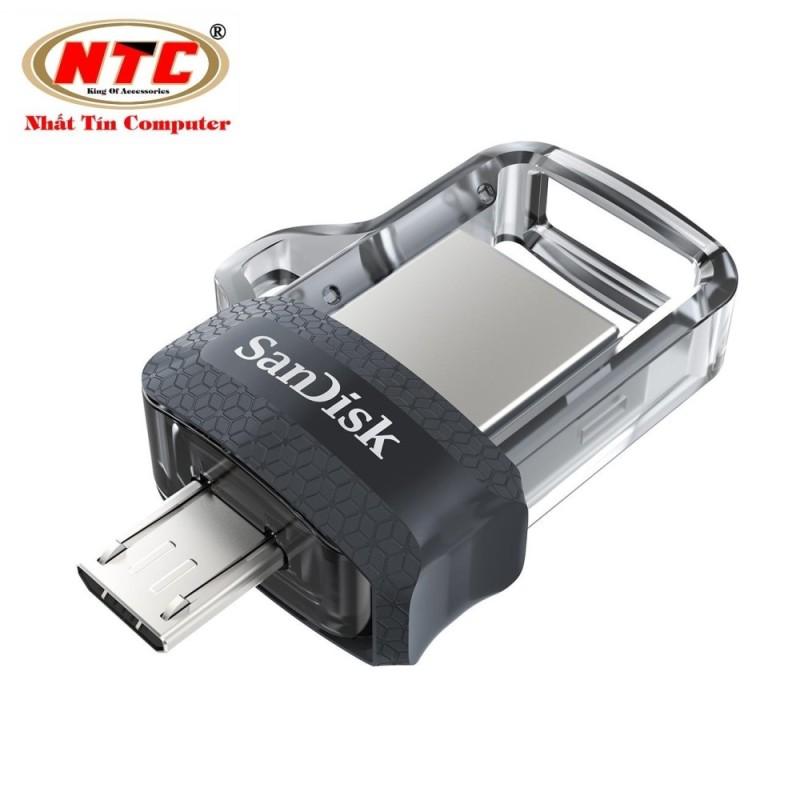 Bảng giá Usb Otg sandi Ultra 32Gb Dual Drive M3.0 (Bạc) Phong Vũ