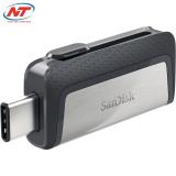 Ôn Tập Trên Usb Otg Sandisk Ultra Dual Type C 3 1 64Gb 150Mb S Bạc
