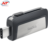 Ôn Tập Usb Otg Sandisk Ultra Dual Type C 3 1 64Gb 150Mb S Bạc