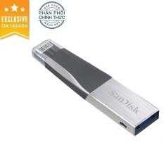 Usb Sandisk Ixpand™ Mini Flash Drive 32Gb Bạc Hangnphanphốichinh Thức Nguyên