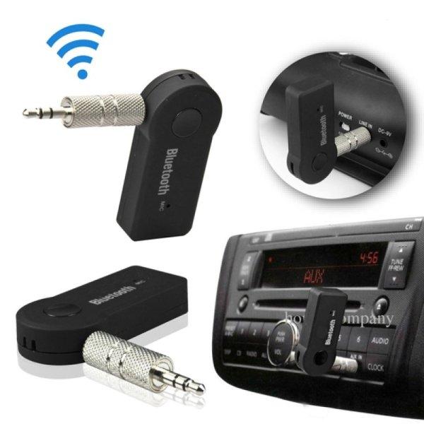 Giá USB tạo Bluetooth cho dàn âm thanh xe hơi amply loa Car Bluetooth