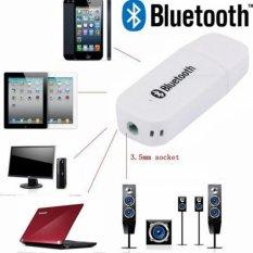 Hình ảnh USB thu bluetooth 209 (Trắng)