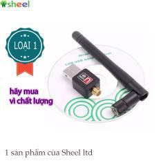 Bán Usb Thu Wifi 802 11 Co Anten Sheel Loại 1 Trực Tuyến