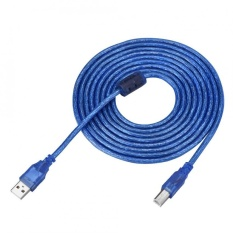Hình ảnh USB2.0 Loại MỘT Sang Loại B Máy In Cáp Dữ Liệu Dây Dây 2.7 m-quốc tế