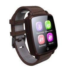 Giá Bán Uwatch Cho Quý Ong Va Nữ Chan May Đen Mau Bạc U11C Smartgsm Bluetooth Quốc Tế Nguyên