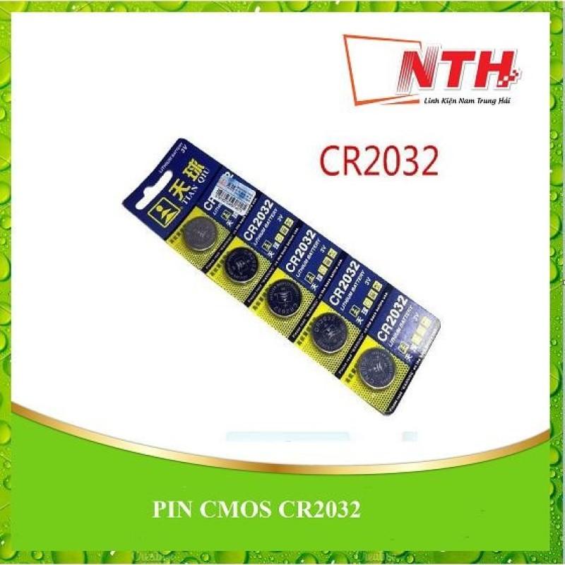 Bảng giá VĨ 5 VIÊN PIN CMOS CR2032 Phong Vũ