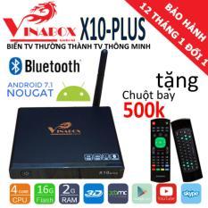 Bán Vinabox X10 Plus Ram 2Gb 16Gb Android 7 1 1 Tặng Chuột Bay 500K Vinabox Trong Thái Nguyên