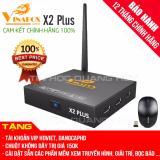 Vinabox X2 Plus 2017 Tặng Tai Khoản Vip Hd Play Dangcaphd Hdviet Va Chuột Khong Day Trị Gia 150K Vinabox Chiết Khấu 40