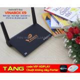 Mã Khuyến Mại Vinabox X9 Android Tv Box Ram 2Gb Tặng Code Vip Hdplay Chuột Khong Day Trị Gia 149K Vinabox Mới Nhất