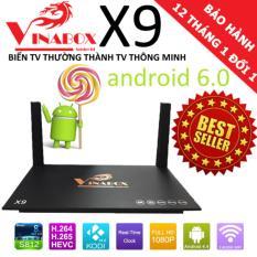 Vinabox X9 Ram 2Gb Android 7 1 2 Cực Mạnh Thái Nguyên Chiết Khấu