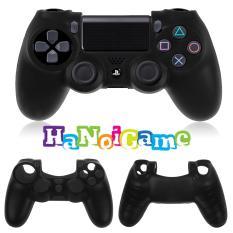 Hình ảnh Vỏ bọc silicone tay cầm PlayStation 4 (Đen)