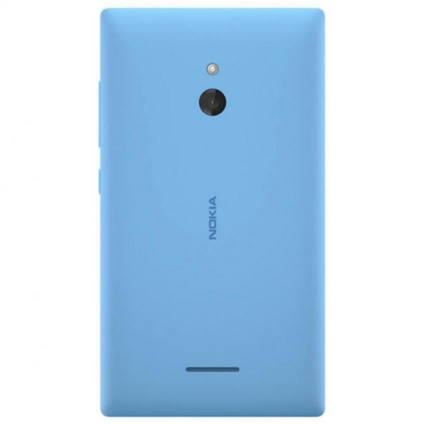 Hình ảnh Vỏ nắp lưng đậy pin dành cho Nokia XL màu xanh dương