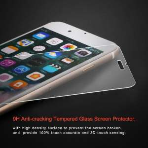 Hình ảnh VODOOL Tempered Glass Screen Protector for iPhone 7 - intl